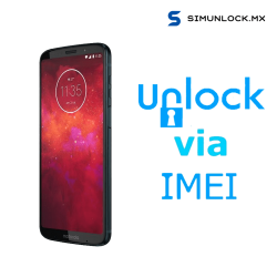 Liberar / Desbloquear Moto Z3 Play AT&T MX ( IUSACELL - NEXTEL) por IMEI