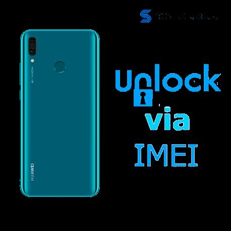 Liberar / Desbloquear Huawei Y9 2019 AT&T MX ( IUSACELL - NEXTEL) por IMEI