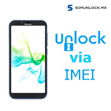 Liberar / Desbloquear Hisense F23 Plus AT&T MX - IUSACELL por IMEI