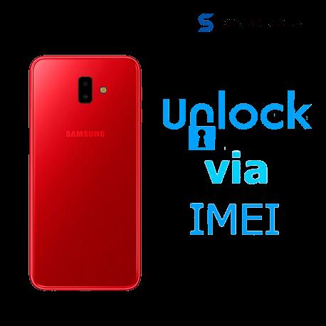 Liberar / Desbloquear Samsung Galaxy J6 Plus AT&T MX ( IUSACELL - NEXTEL) por IMEI