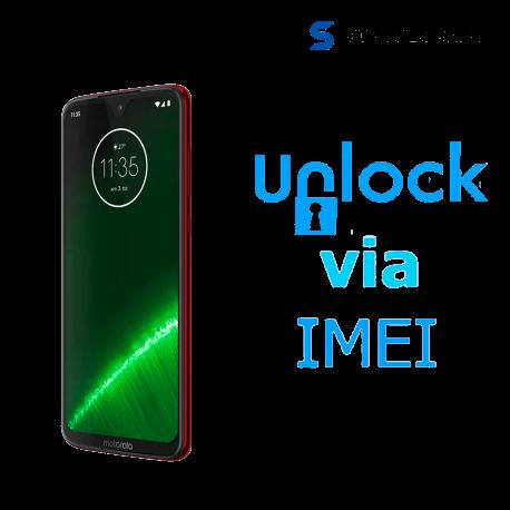 Liberar / Desbloquear Moto G7 Plus AT&T MX ( IUSACELL - NEXTEL) por IMEI