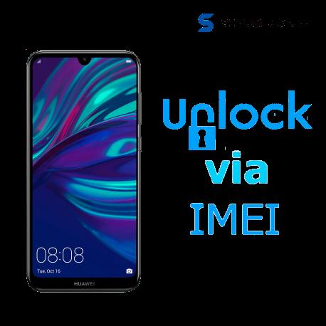 Liberar / Desbloquear Huawei Y7 2019 AT&T MX ( IUSACELL - NEXTEL) por IMEI