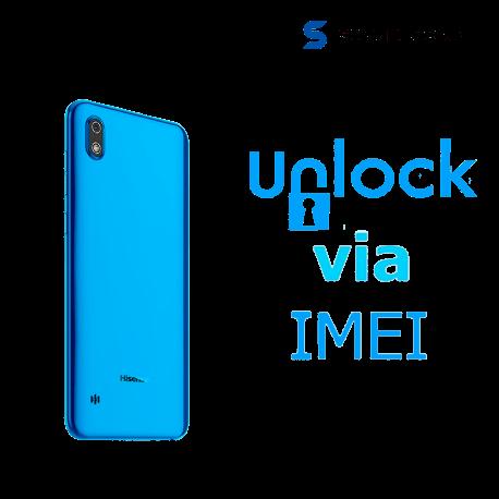 Liberar / Desbloquear Hisense V8 AT&T MX - IUSACELL por IMEI