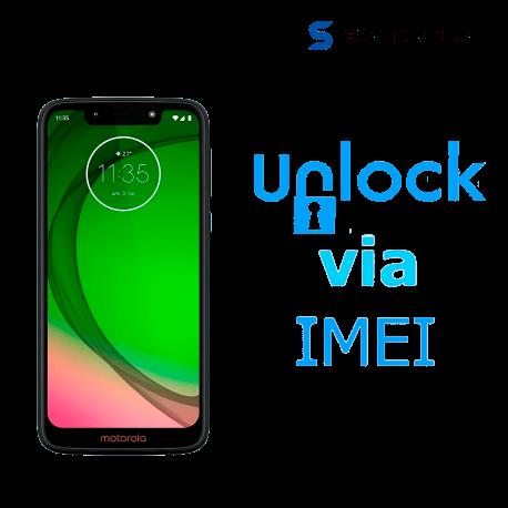 Liberar / Desbloquear Moto G7 Play AT&T MX ( IUSACELL - NEXTEL) por IMEI