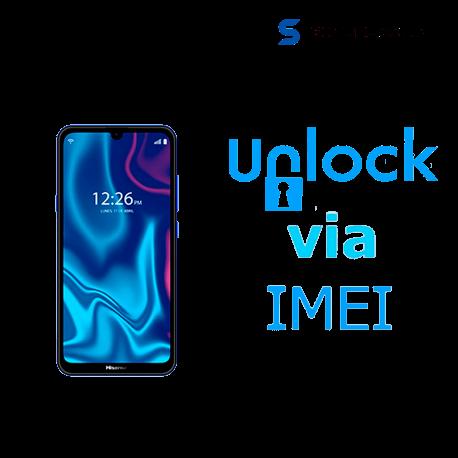 Liberar / Desbloquear Hisense V5 AT&T MX - IUSACELL por IMEI