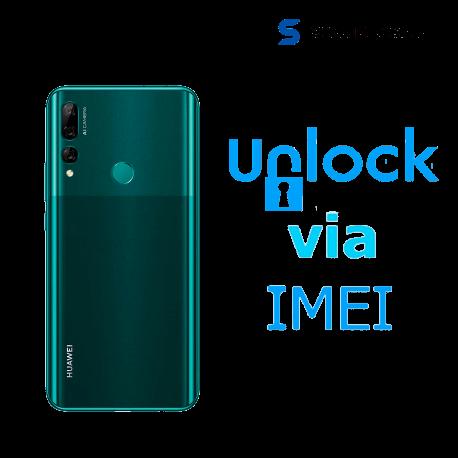 Liberar / Desbloquear Huawei Y9 Prime AT&T MX - Unefon por IMEI