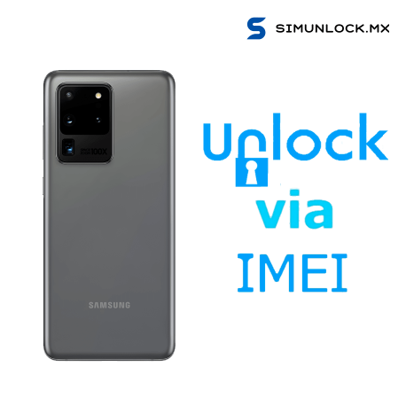 Liberar / Desbloquear Samsung Galaxy S20 AT&T MX - Unefon por IMEI