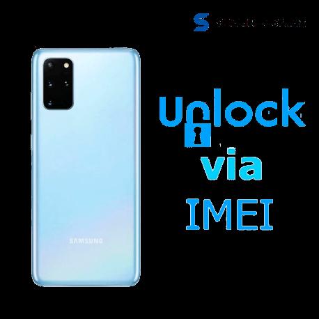 Liberar / Desbloquear Samsung Galaxy S20 Plus AT&T MX - Unefon por IMEI