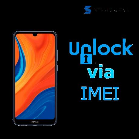 Liberar / Desbloquear Huawei Y6s AT&T MX - Unefon por IMEI