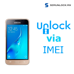 Liberar / Desbloquear Samsung J1 2016 AT&T México ( Iusacell - Unefon ) por IMEI