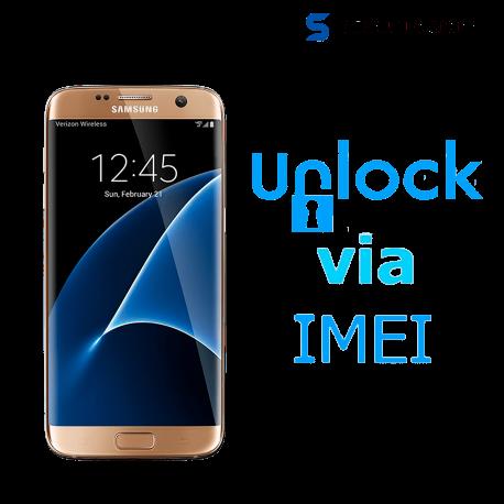 Liberar / Desbloquear Samsung S7 / S7 EDGE AT&T México ( Iusacell - Unefon ) por IMEI