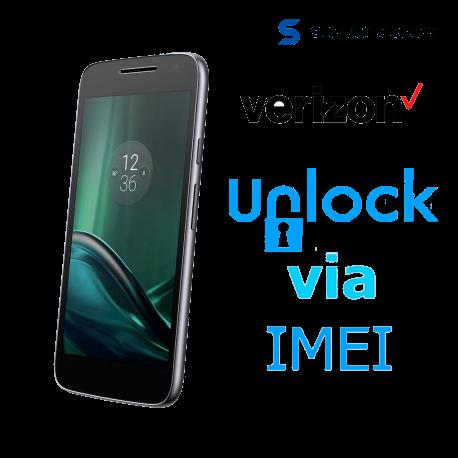 Liberar / Desbloquear Motorola Verizon por IMEI