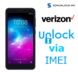 â–º Liberar / Desbloquear ZTE Z839 Verizon por IMEI