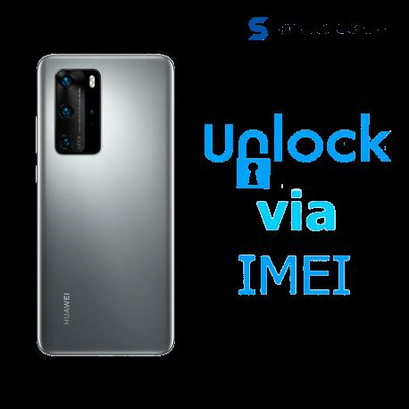 Liberar / Desbloquear Huawei P40 Pro AT&T MX ( IUSACELL - NEXTEL) por IMEI