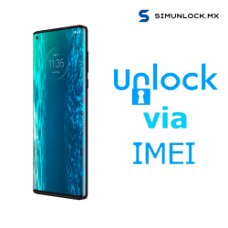 Liberar / Desbloquear Motorola Edge AT&T MX ( IUSACELL - NEXTEL) por IMEI