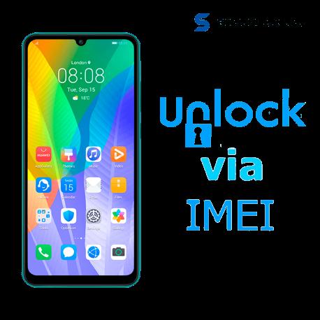 Liberar / Desbloquear Huawei Y6p AT&T MX - Unefon por IMEI