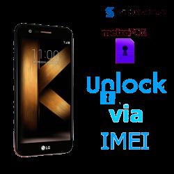 Liberar / Desbloquear LG K20 Plus MetroPCS por IMEI