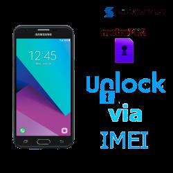 Liberar / Desbloquear Samsung J3 Prime MetroPCS por IMEI