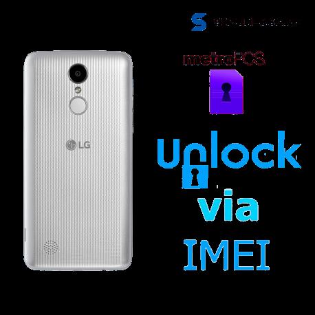 Liberar / Desbloquear LG Aristo MetroPCS por IMEI