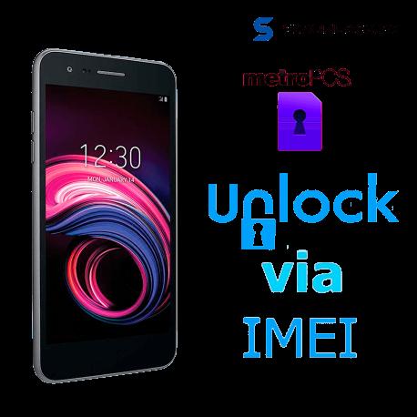 Liberar / Desbloquear LG Aristo 3 MetroPCS por IMEI