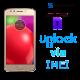 Liberar / Desbloquear Moto E4 MetroPCS por IMEI