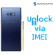Liberar / Desbloquear Samsung Galaxy Note 9 Movistar por IMEI