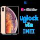 Liberar / Desbloquear iPhone XS T-Mobile USA por IMEI (Limpios o financiados)