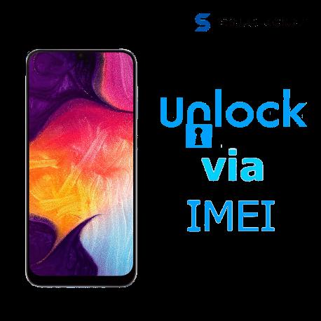 Liberar / Desbloquear Samsung Galaxy A50 AT&T MX ( IUSACELL - NEXTEL) por IMEI