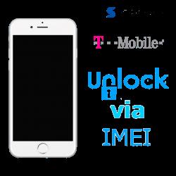 Liberar / Desbloquear iPhone 6 T-Mobile USA por IMEI (Limpios o financiados)