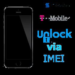 Liberar / Desbloquear iPhone 5s T-Mobile USA por IMEI (Limpios o financiados)