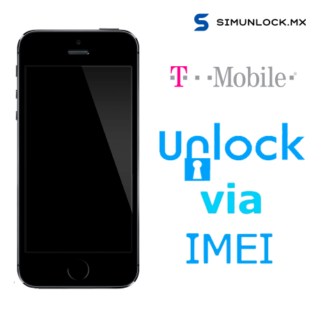 Liberar / Desbloquear iPhone 5s T-Mobile USA por IMEI (Limpios o financiados)