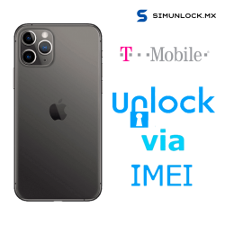 Liberar / Desbloquear iPhone 11 Pro Max T-Mobile USA por IMEI (Limpios o financiados)