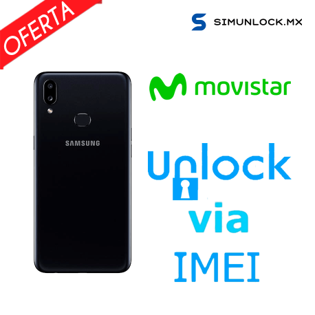 Liberar / Desbloquear Samsung Galaxy A10 Movistar por IMEI