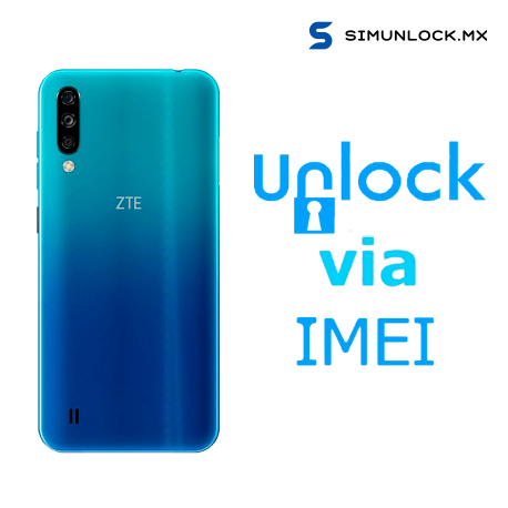 Liberar / Desbloquear ZTE Blade A7 2020 AT&T MX - Unefon por IMEI