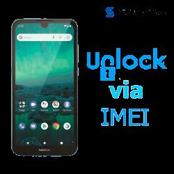 Liberar / Desbloquear Nokia 1.3 Movistar por IMEI