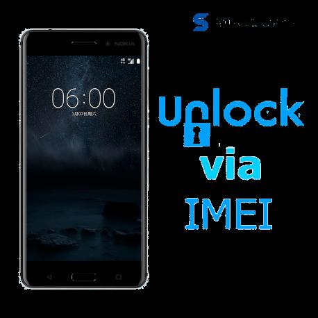 ► Liberar / Desbloquear Nokia 6 Movistar por IMEI