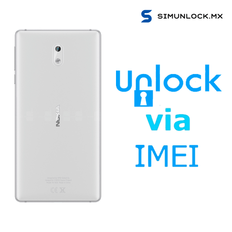 â–º Liberar / Desbloquear Nokia 3 Movistar por IMEI