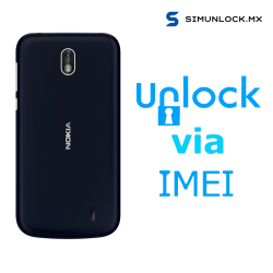 ► Liberar / Desbloquear Nokia 1 Movistar por IMEI