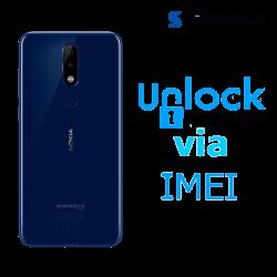 â–º Liberar / Desbloquear Nokia 5.1 Plus Movistar por IMEI