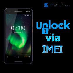 â–º Liberar / Desbloquear Nokia 2.1 Movistar por IMEI