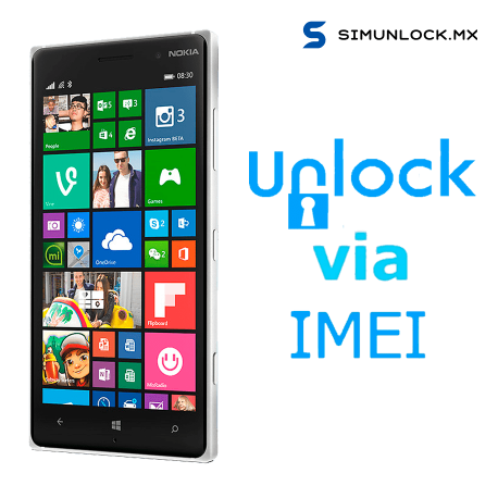 Liberar / Desbloquear Nokia Lumia 640 XL por IMEI