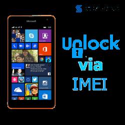 Liberar / Desbloquear Nokia Lumia 435 por IMEI