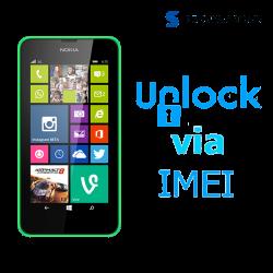 Liberar / Desbloquear Nokia Lumia 630 por IMEI