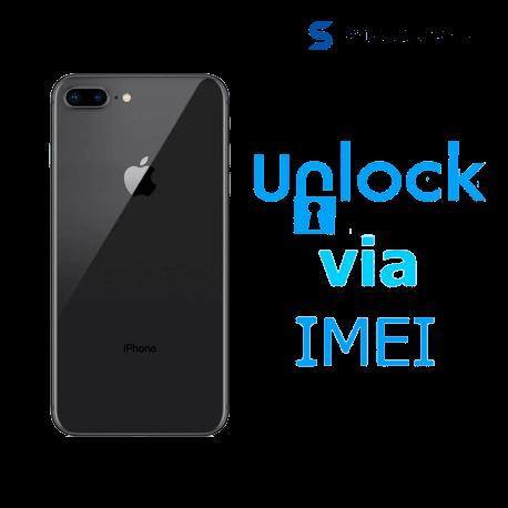 Liberar / Desbloquear iPhone 8 , 8 PLUS AT&T USA vía IMEI ( EXPRESS )