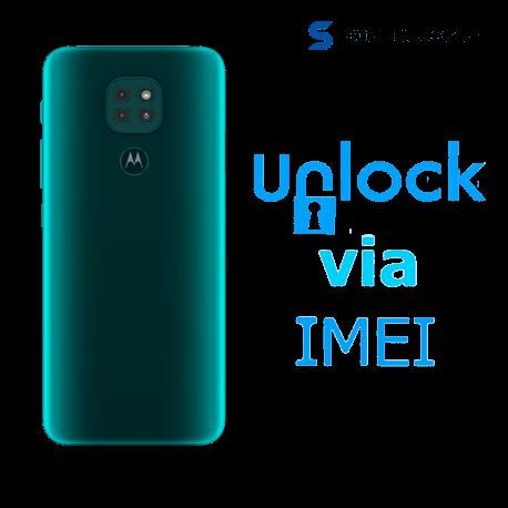 Liberar / Desbloquear Motorola Moto G9 Play AT&T MX ( Iusacell - Nextel ) por IMEI