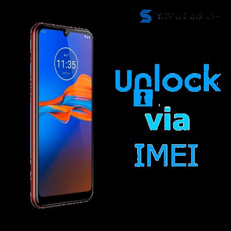 Liberar / Desbloquear Moto E6s Movistar por IMEI