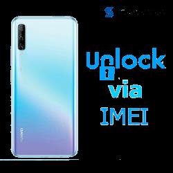 ► Liberar / Desbloquear Huawei Y9s Movistar por IMEI