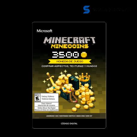 ► Comprar Minecraft Minecoin: 3500 Monedas