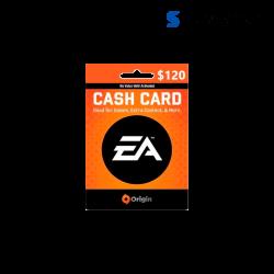 ► Comprar EA - Origin 120 USD ( Tarjeta de Regalo )