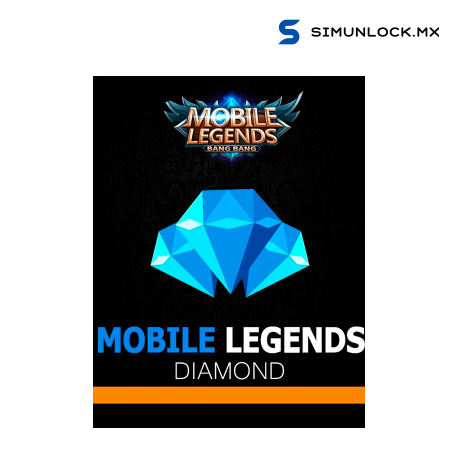 ► Recargar / Comprar Diamantes de Mobile Legends ( Entrega Inmediata )